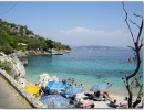 Nisaki Beach, Corfu