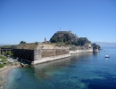 Old Fortress in Corfu Town