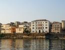 Old Corfu Town - Mouragia