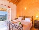 Villa Marianthi Twin bedroom, Nissaki Corfu