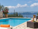 Villa Zeta Swimming pool, Nissaki Corfu