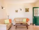 Villa Zeta Living room, Nissaki Corfu