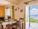 Villa Zeta Dining area, Nissaki Corfu