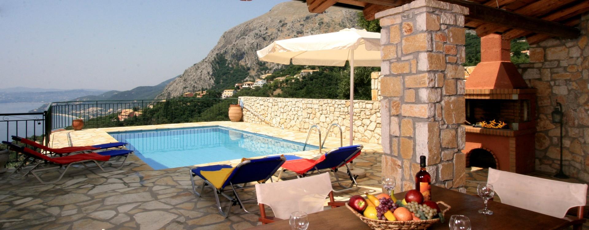 Villa Marianthi's Terrace