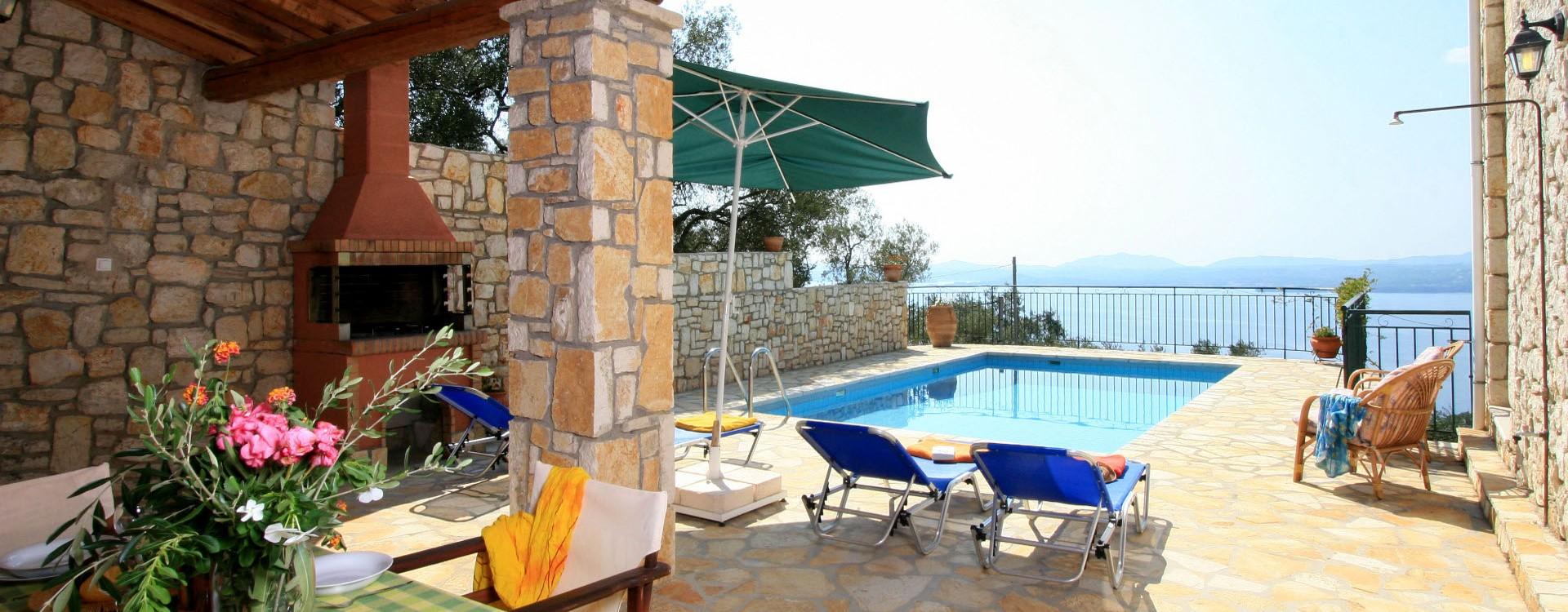 Villa Zeta's Terrace