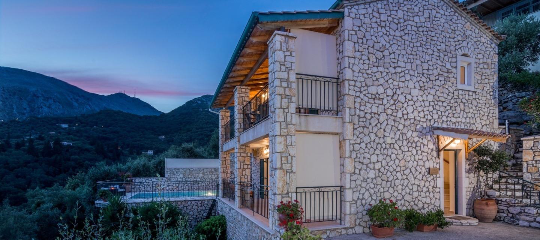 Villa Marianthi, Nissaki Corfu